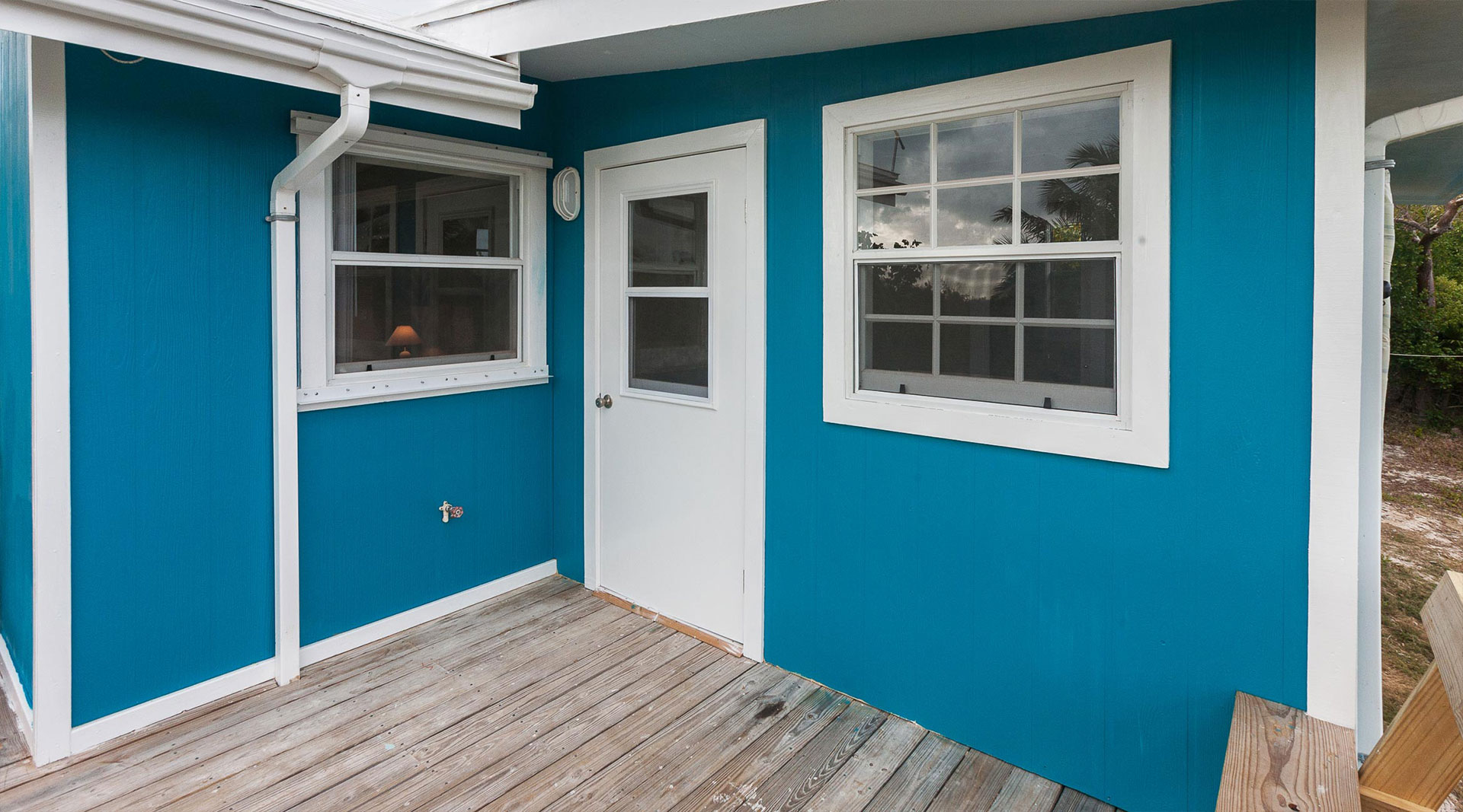 Little Blue Cottage Vacation Rental on Great Guana Cay